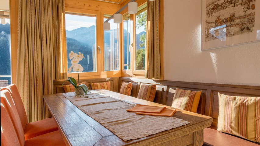 Chalet Sterndolde - stunning views and location
