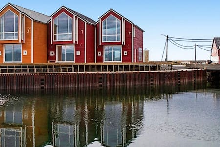 8 person holiday home in Sandøy