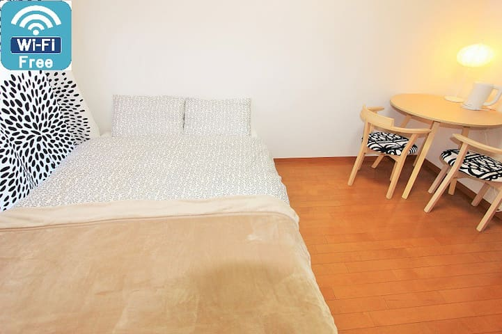 Namba 1minute walk apartment  - Ōsaka-shi