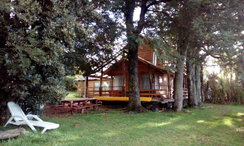 Equipped Cottage Puyehue Lake