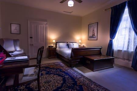 Fothergills of Fremantle (Endeavour room) - Fremantle - Bed & Breakfast