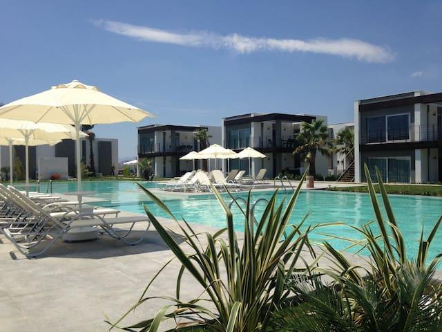 Marine Park Penthouse Residence - Ortakentyahşi Belediyesi - Byt