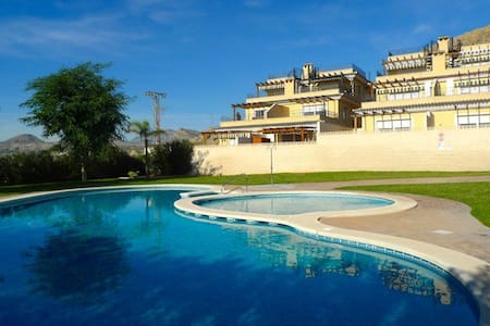 Nature & views in 2 attached units near Alicante - Mutxamel