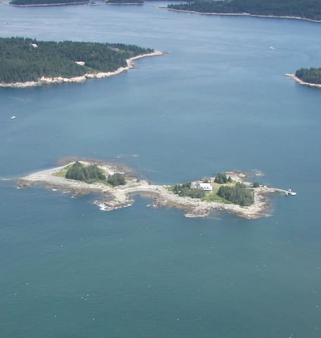 Private Island Retreat - Winter Harbor