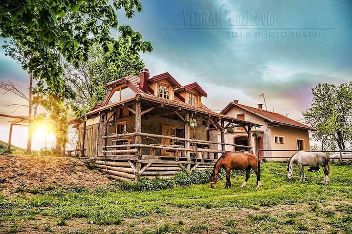 Holiday home Fairyland - Općina Rakovica - Srub