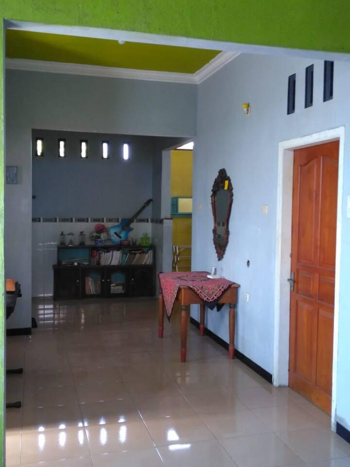 Rumah Mbah Wo