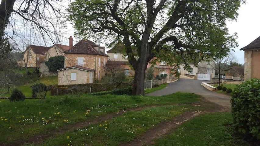 maison en périgord vert