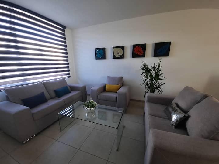 Casa completa - Villa de Pozos