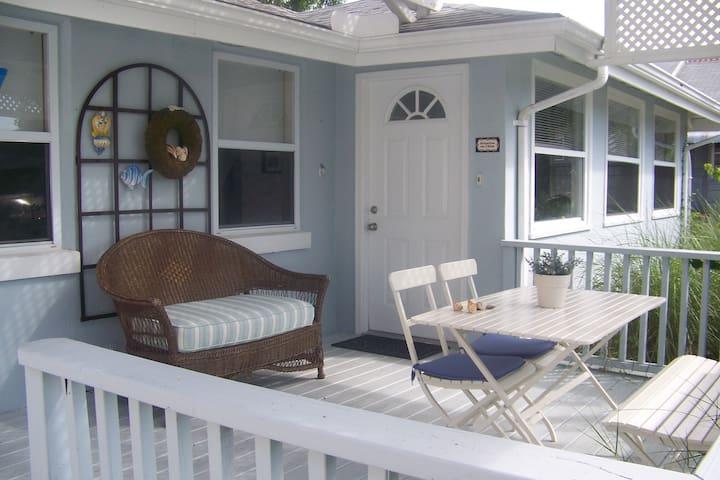 Lido Beach and St. Armands Circle - Sarasota - Hus