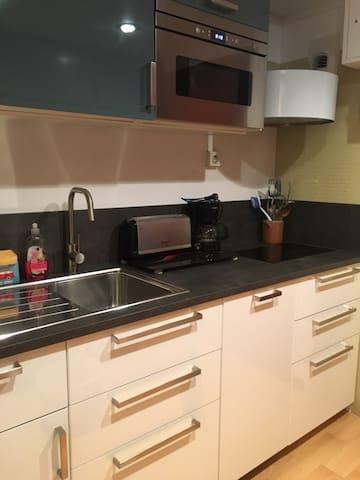 cuisine intégrée neuve