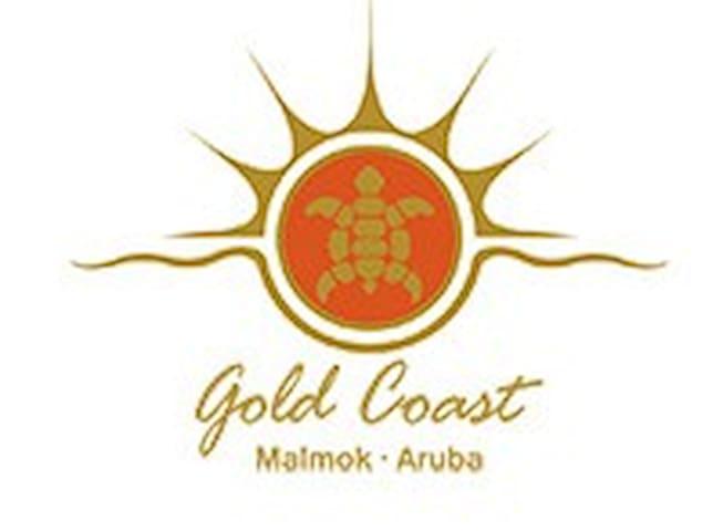 confortable casa Gold Coast diamante # 120 aruba