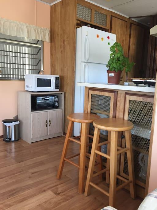 Maison mobile à louer à Naples Floride 2chambres peut coucher 6 personnes
