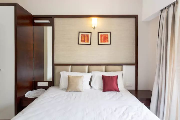 Beautiful Premium suites for comfort Stay