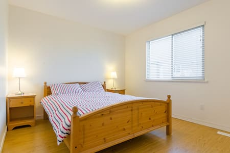 Two bedroom Suite with private entrance on 2nd FL - Port Coquitlam
