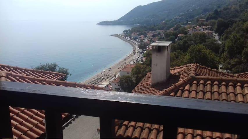 Agios Ioannis xrysas  sea house