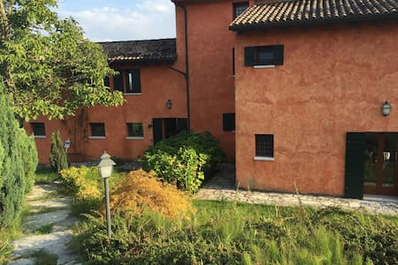 Fantastic villa with view to Venice - San Pietro di Feletto - Haus
