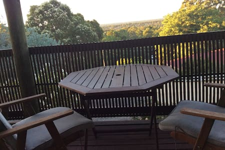 A room with a view -  Perth Hills Accommodation