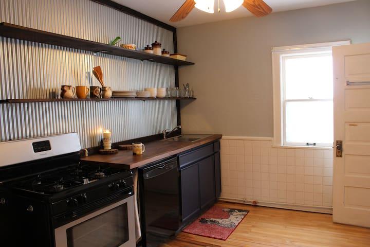 Classic NE Duplex in an Ideal Location!