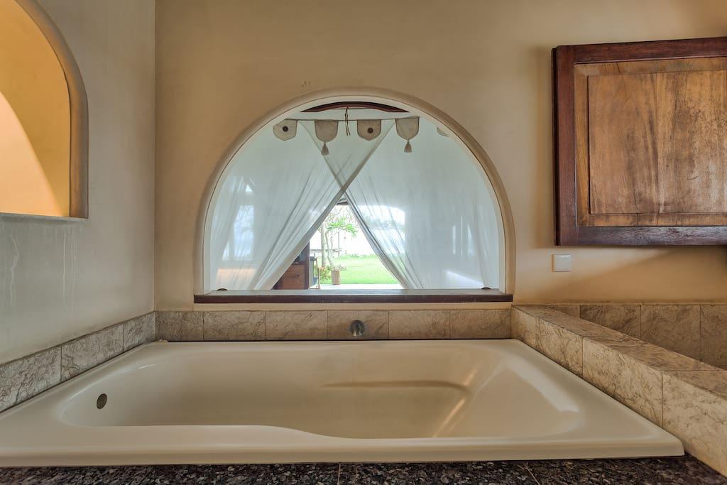 Bath Tub with Optional Ocean View