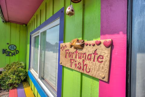 In the Heart of Port Orford - The Fortunate Fish
