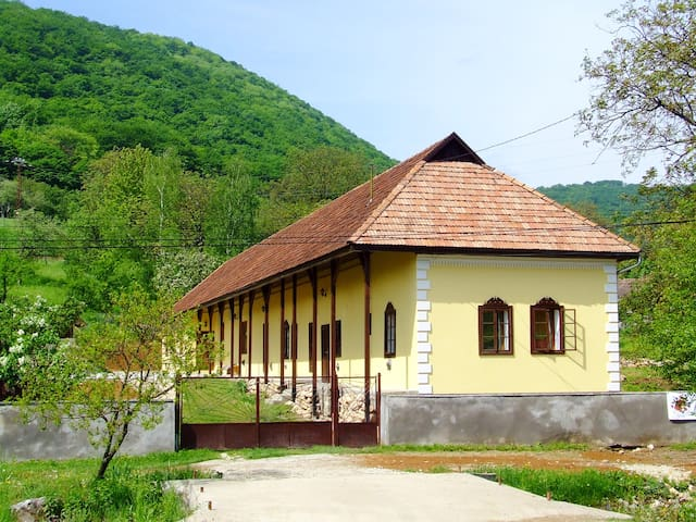 Magdolna Cottage in Aggtelek National Park