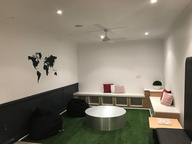 Downstairs Study Room