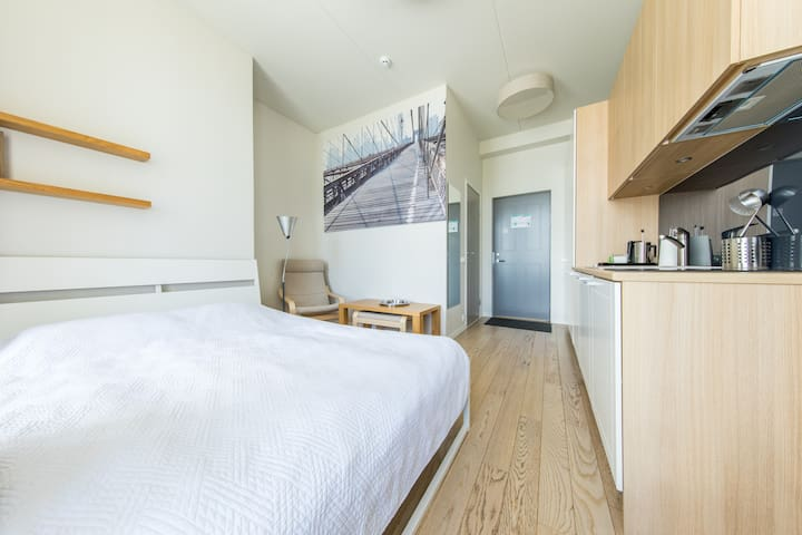 Homesphere Apartments - DBL Room  Mere Boulevard 8