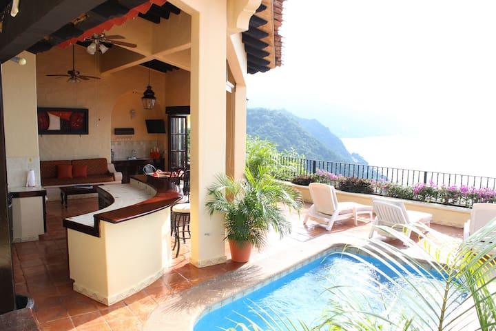 Penthouse Private Pool Perfect! - Puerto Vallarta - Villa