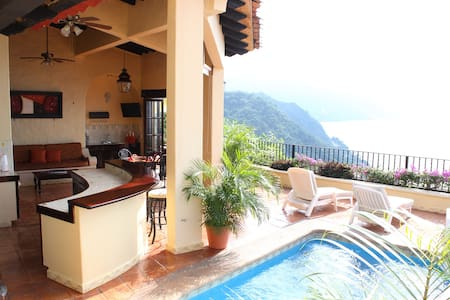 Penthouse Private Pool Perfect! - Puerto Vallarta