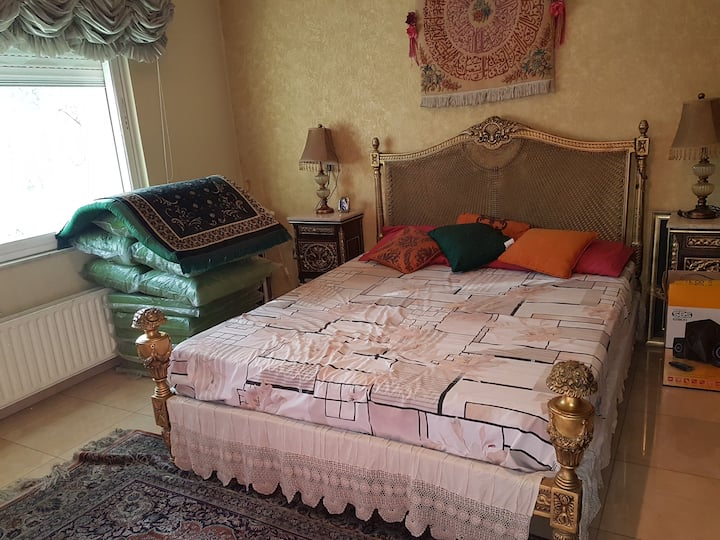 Beautiful Bedroom in Luxurious 4 story Villa!