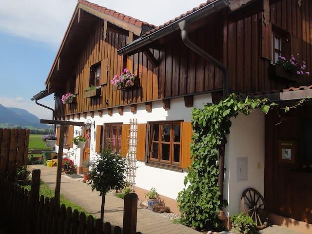 Ferienwohnung Grüntenblick - Sonthofen - Appartement