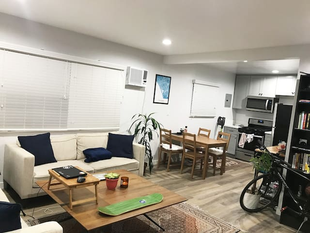 The Venice Beach Abbot Kinney Apartment