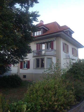 Single room zentral in Oftringen - Oftringen - Dům