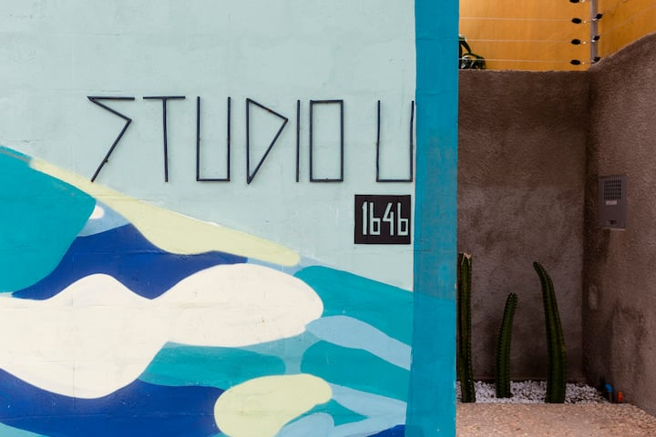 Studio U - Novo, com WIFI e próximo UFPI