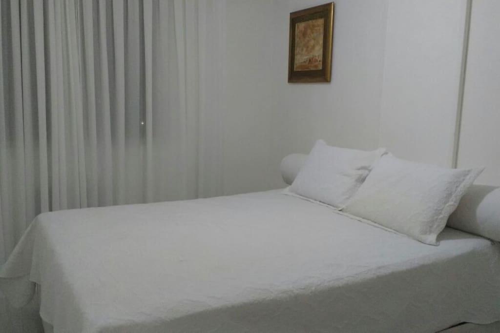 suite com cama Queen size