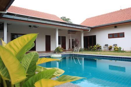 Room 2 in Pool Villa