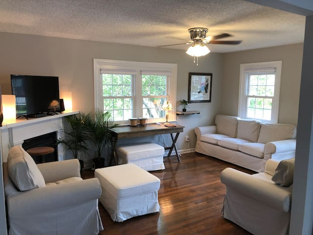 Fulton house for outdoor lovers and dogs, 3 bdrm