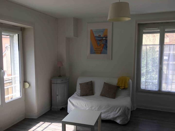 appartement 2 pièces Reims centre