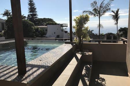 Modern Penthouse with sea views - Dolphin Coast