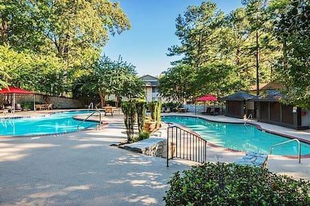 Atlanta midtown entire apartment(Perfect location) - Atlanta