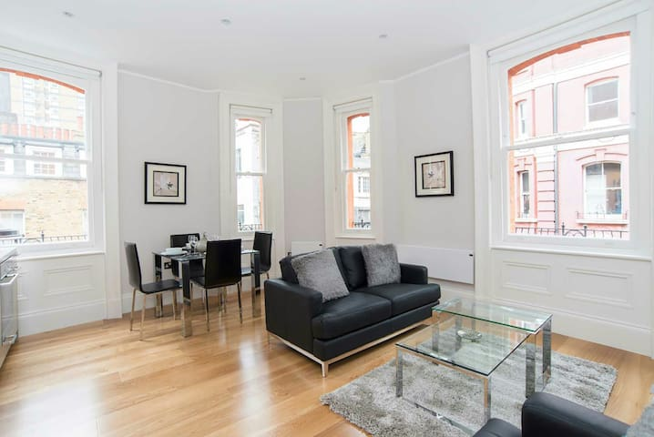 Cool New Apartment @ Central London