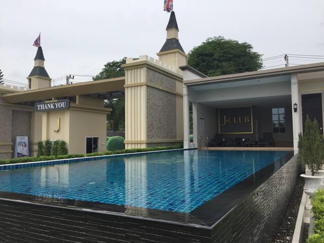 Private House in Sriracha, Chonburi