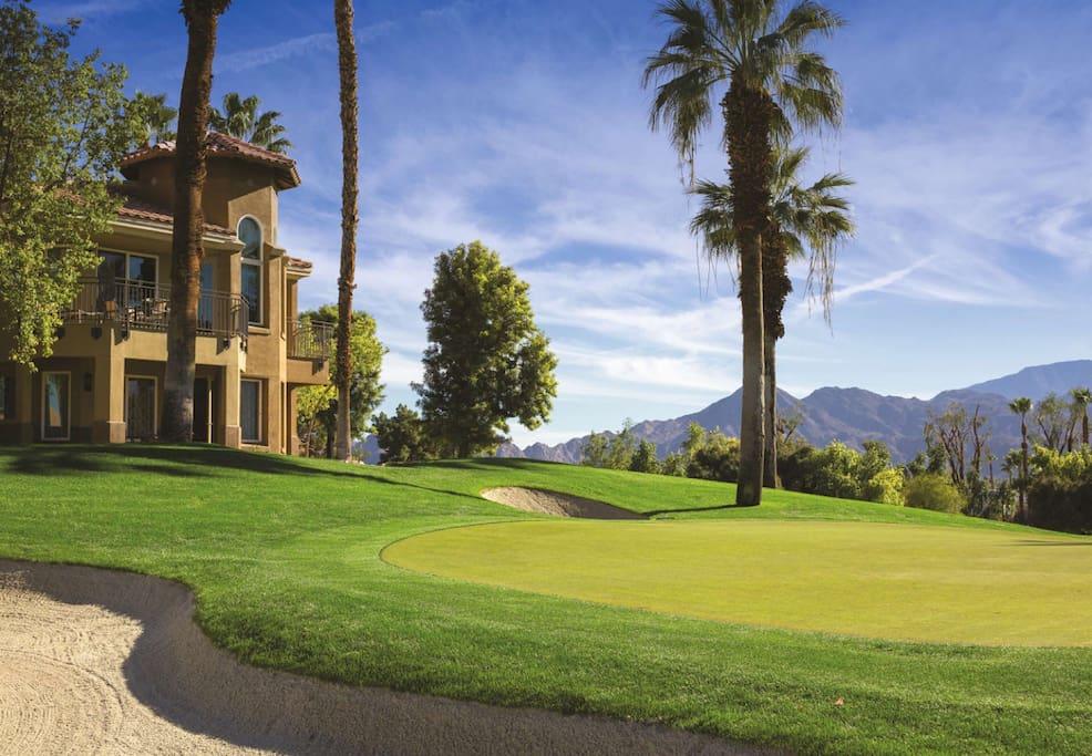 Beautiful Golf Course Views