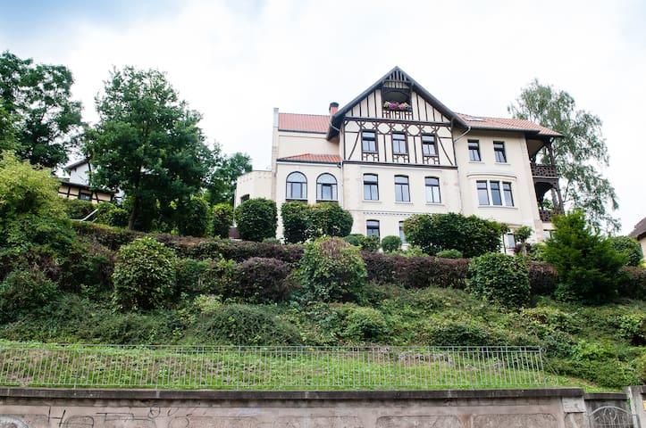 Villenwohnung Bel Ètage (103 qm) - Eisenach - 別墅