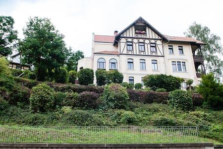 Villenwohnung Bel Ètage (103 qm) - Eisenach