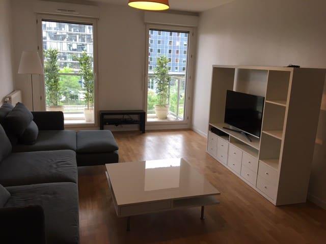 Appartement confort 4P à 5 mn de Paris , Nanterre