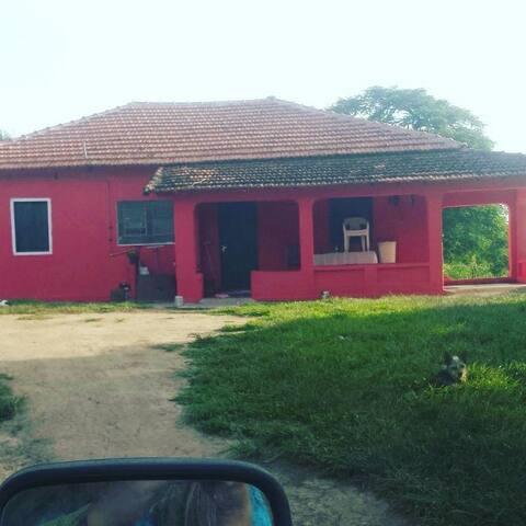 Casa de campo - Holambra - Srub