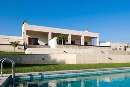 Modern house near Puntiro Golf - Palma de Mallorca