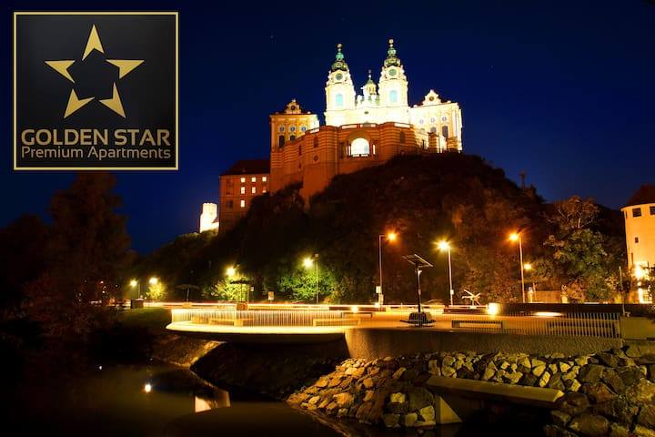 GOLDEN STAR Premium Apartments Melk - Top25