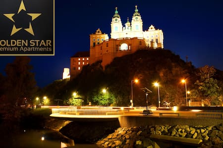 GOLDEN STAR Premium Apartments Melk - Top25